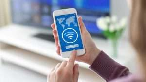 WiFi without internet provider