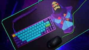 Customize the Gaming Mouse Pad