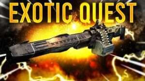 Destiny 2: Shadowkeep – Xenophage exotic best quest guide