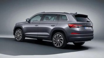 Here's Why the Skoda Kodiaq is the SUV for you