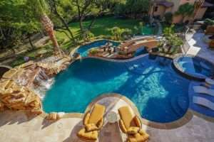 Fitting Inground Pools Into Outdoor Living Spaces